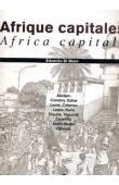 DI MURO Edoardo, (dessins), DAVID Philippe, (texte) - Afrique capitales / Africa capitals: Abidjan, Conakry, Dakar, Lomé, Cotonou, Lagos, Kano, Douala, Yaoundé, Libreville, Addis Ababa, Djibouti