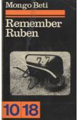 MONGO BETI - Remember Ruben