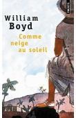BOYD William - Comme neige au soleil