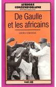 ADOTEVI Stanislas Spero - De Gaulle et les Africains