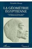 OBENGA Théophile - La géométrie egyptienne: contribution de l'Afrique antique à la mathématique mondiale