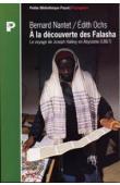 OCHS Edith, NANTET Bernard - A la découverte des Falasha. Le voyage de Joseph Halévy en Abyssinie (1867)