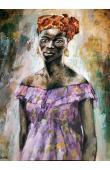 Fatou Cissé, suivi de Eva Charlebois